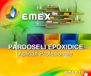 Pardoseli epoxidice