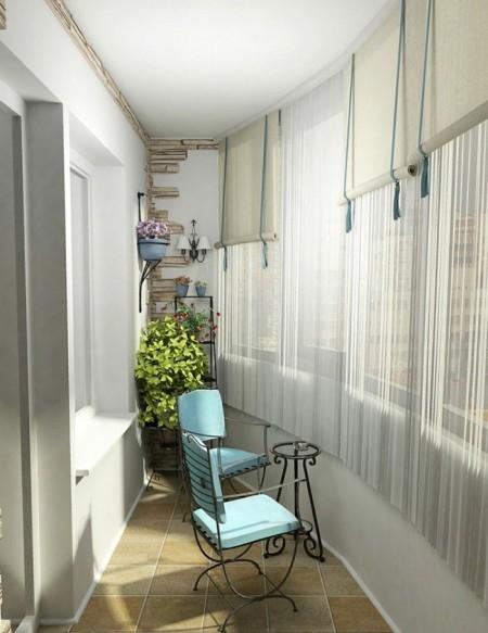 Poze Balcon - Balconul, un spatiu de relaxare confortabil si plin de farmec