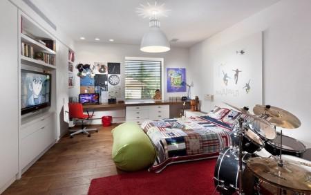Poze Copii si tineret - Camera adolescentului