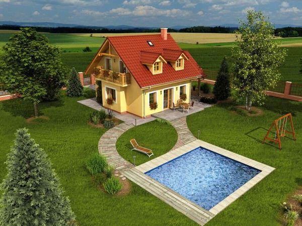 Poze Gradina de flori - amenajare-exterioara-casa-piscina.jpg