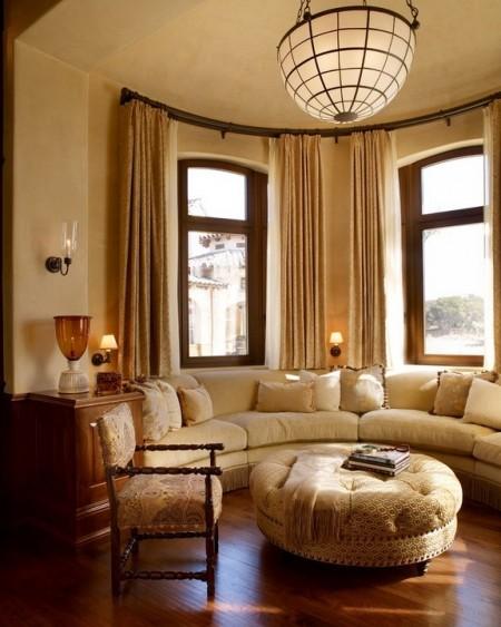 Poze Living - Eleganta si confort in livingul clasic