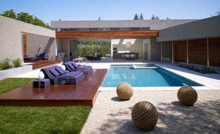Poze Piscina - Design modern pentru piscina