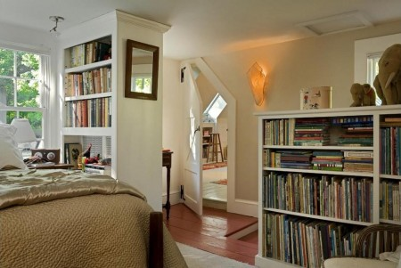 Poze Dormitor - Amenajare dormitor traditional Smith Vansant Architects