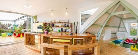 Poze Living - Apartament modern cu un design memorabil