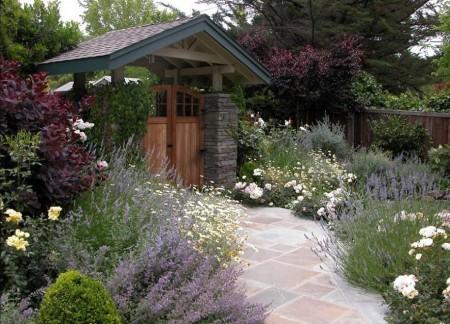 Poze Gradina de flori - Amenajare gradina - Avant Garden