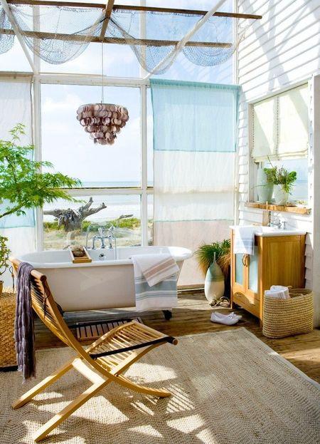 Poze Baie - Rasfat pe balcon sau terasa