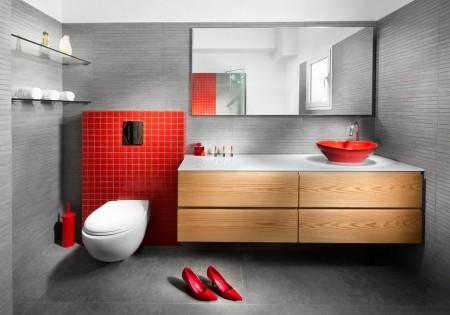 Poze Baie - Idei pentru o baie feminina minimalista