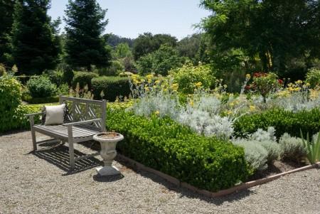 Poze Gradina de flori - O superba gradina clasica
