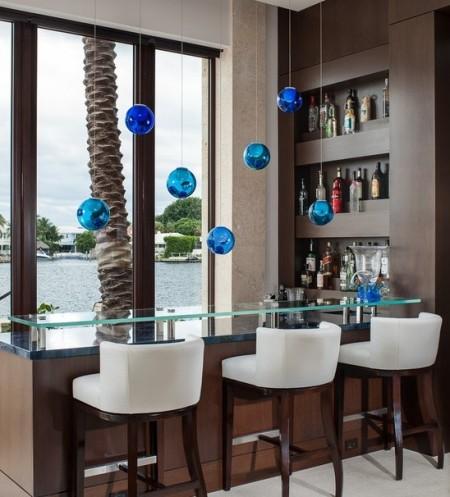 Poze Bar - Amenajarea unui bar modern acasa