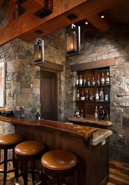 Poze Bar - Iluminatul barului de acasa