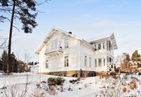 Poze Fatade - Casa in stil elvetian