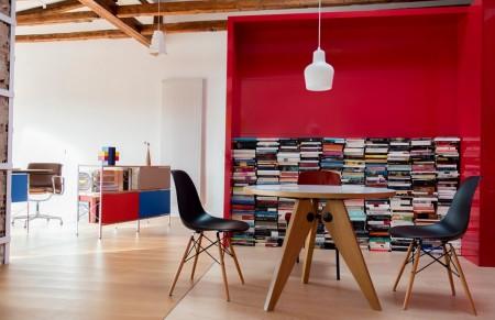 Poze Birou si biblioteca - Cea mai simpla, ieftina si moderna biblioteca