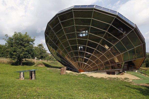 Heliodomul, casa solara, casa bio-climatica