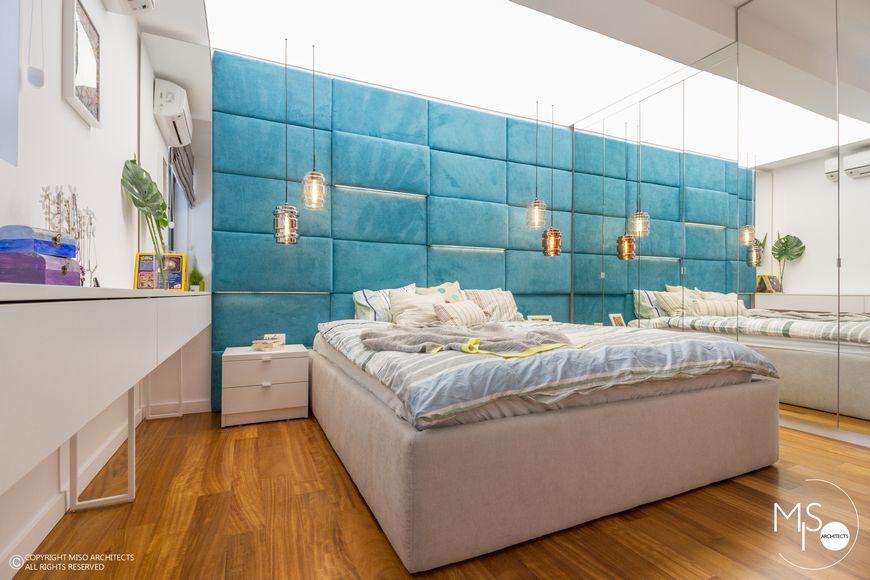 Dulap dormitor cu oglinzi