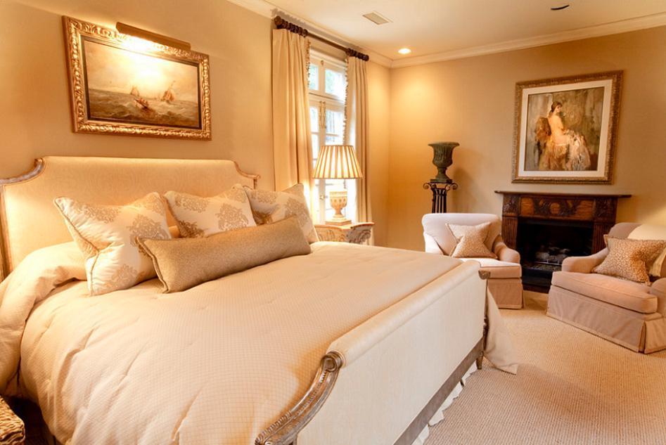 Decor clasic in dormitor