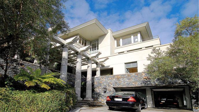 Fatada Belvedere Avenue, Sutton Suzuki Architects
