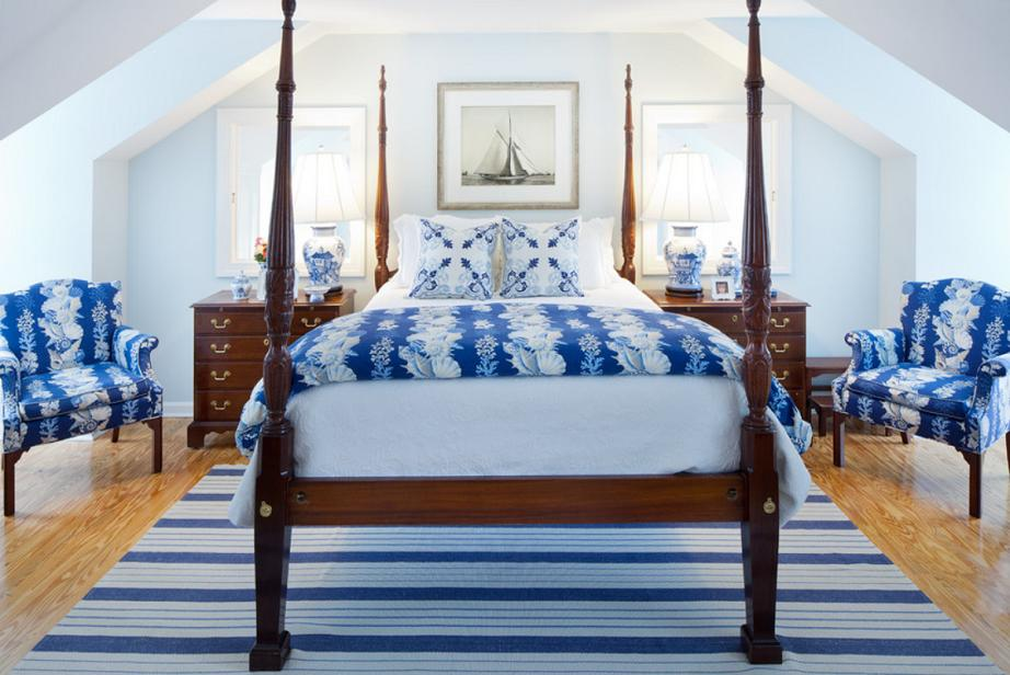 Iubiti marea? Atunci aceasta imagine va poate inspira in decorarea propriului dormitor.