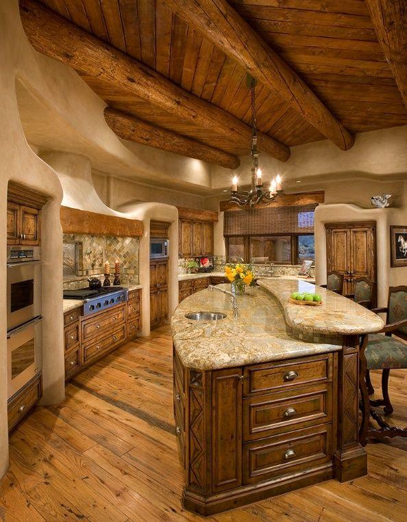 Bucataria unei case organice