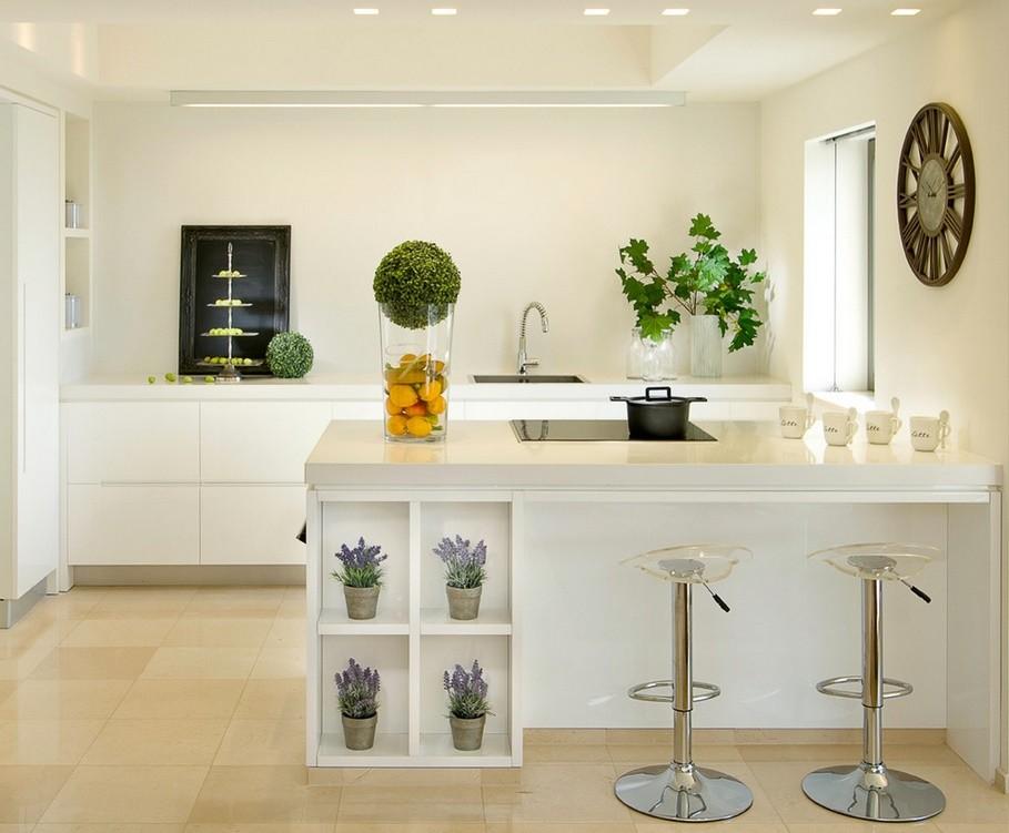 Bucatarie stil modern-minimalist