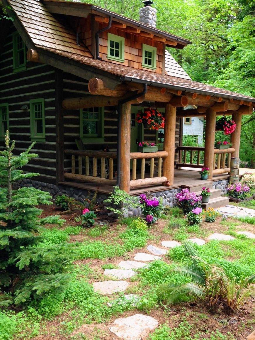 Cabana din lemn