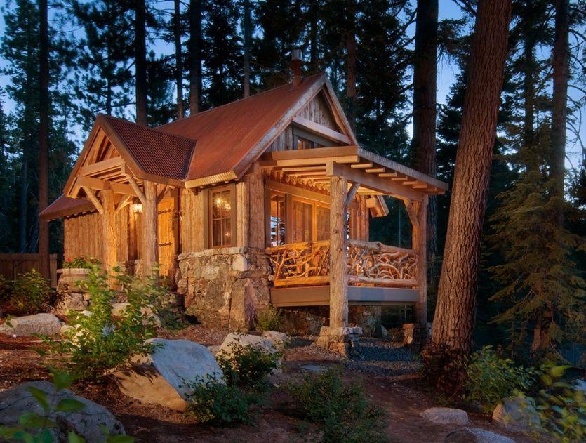 Cabana rustica
