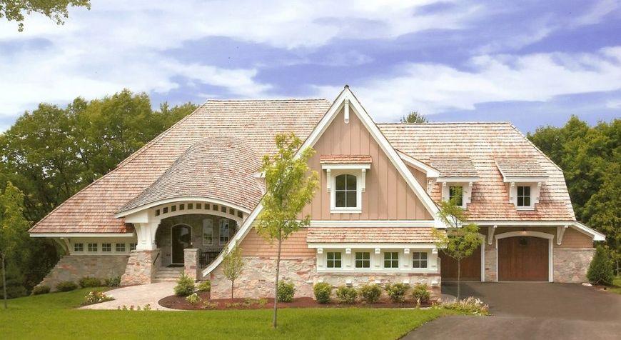 Casa arhitectura unica