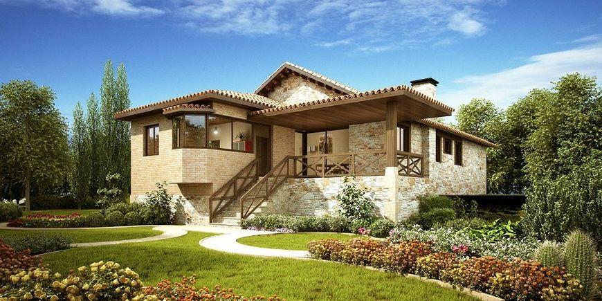 Casa mediteraneana