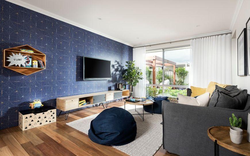 Design interior living este unul modern