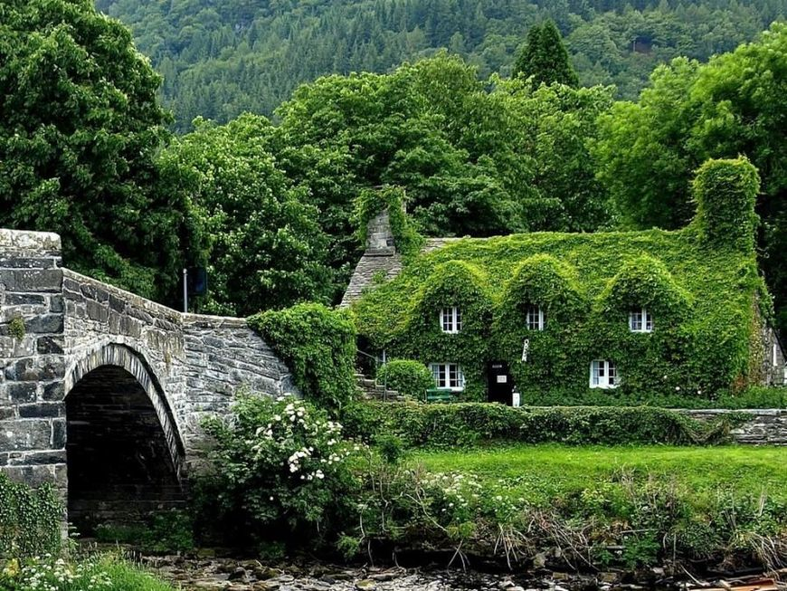 Casa traditionala englezeasca
