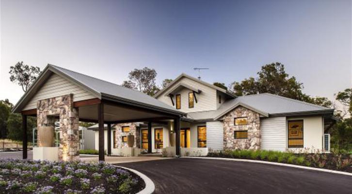 Casa din Australia de Vest