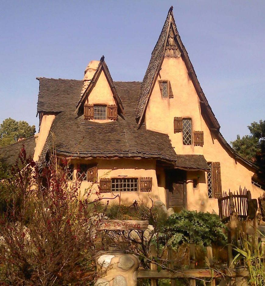 Casa poveste Spadena