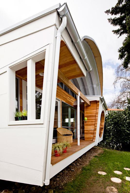 Imagine veranda Casa spranceana