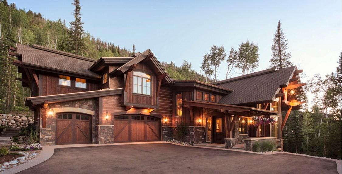 Casa traditionala din lemn