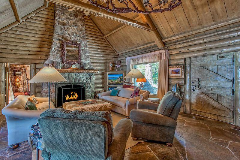 Living decor rustic elegant