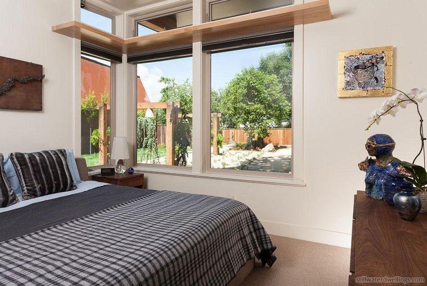 Design minimialist dormitor