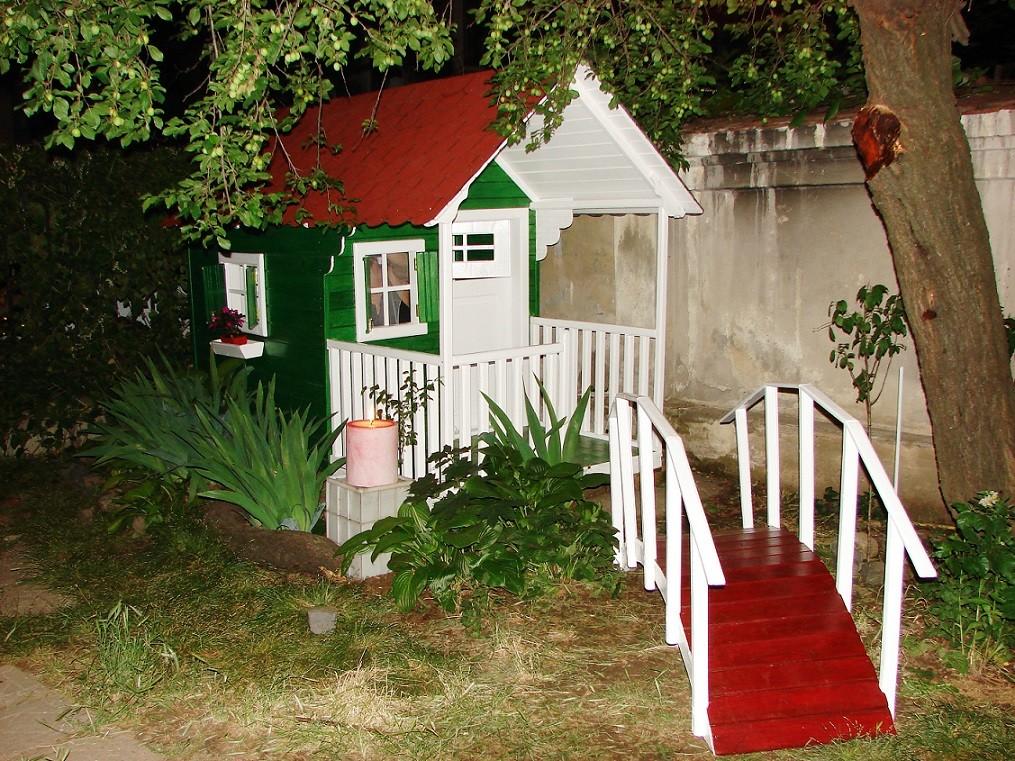 Casuta Clara cu veranda