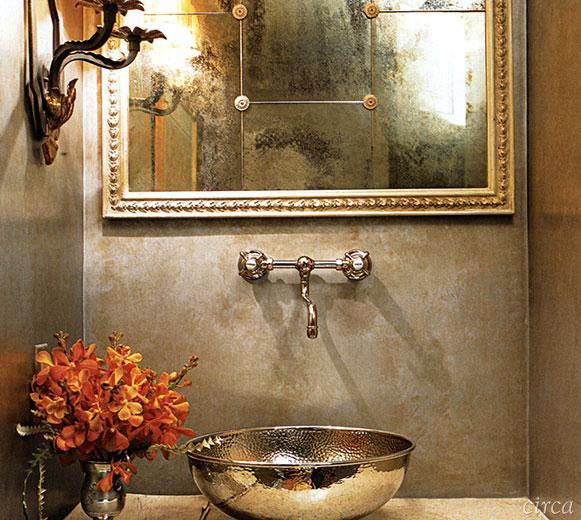 Finisaje exceptionale pentru o baie exceptionala