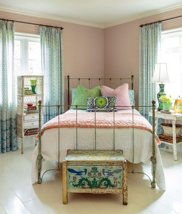 Dormitor stilul vintage