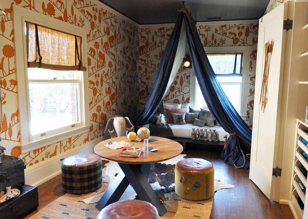 Design pentru camera copiilor