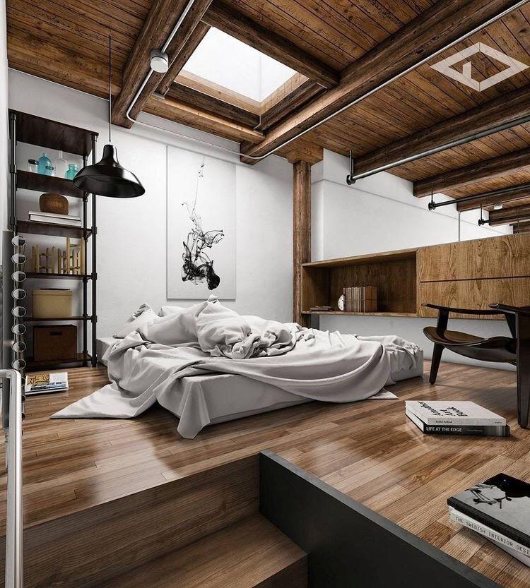 Design modern dormitor