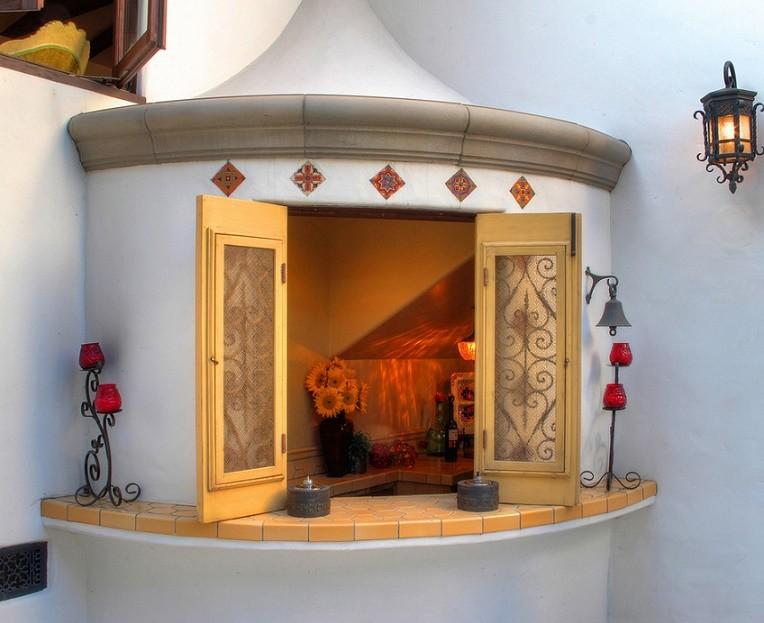 Elementele decorative ale fatadei