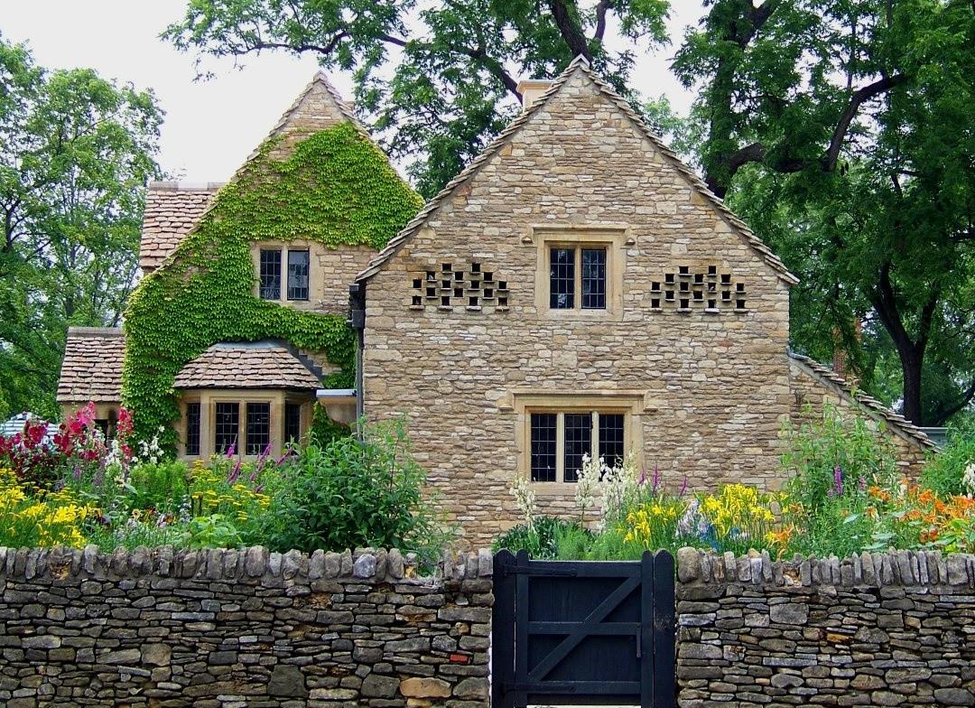 Casa in stil cottage