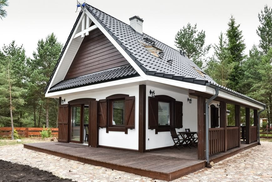 Casa cu aspect traditional