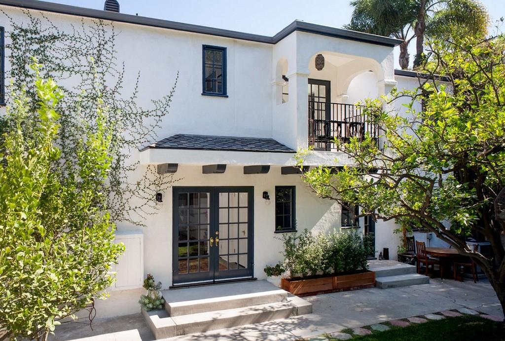 Fatada casa mediteraneana