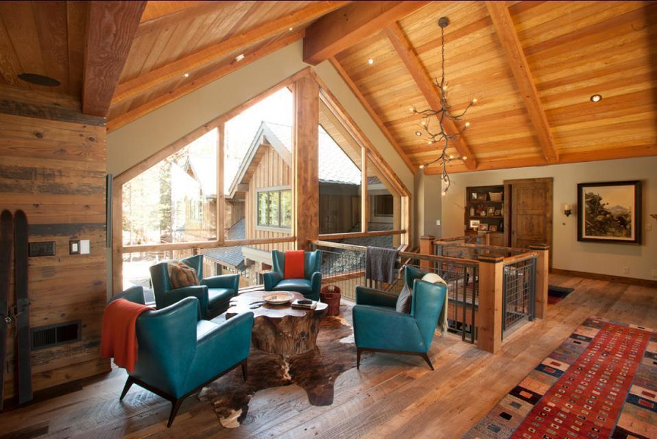 Casa de vacanta din lemn