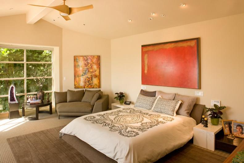 Decor modern pentru dormitor