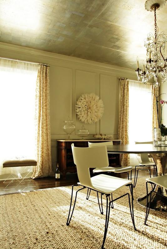Sufragerie moderna