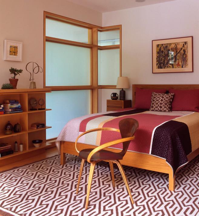 Decor modern in dormitor