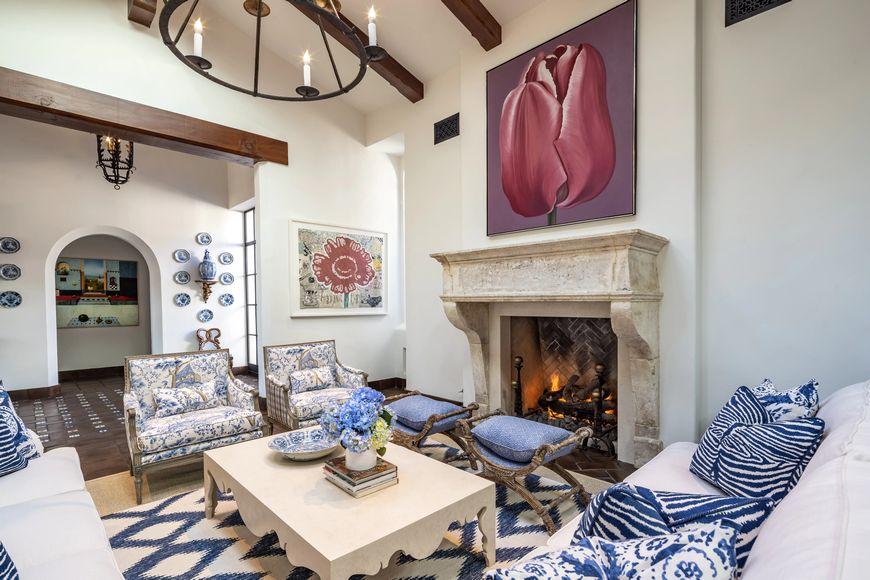 Design interior stil clasic mediteranean