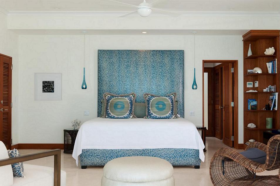 Decor marin in dormitor